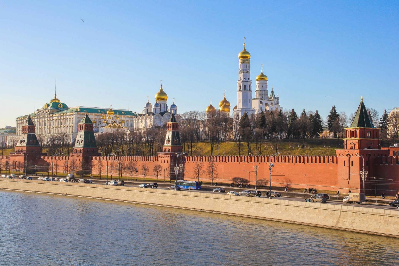 2-hour Kremlin Tour in English