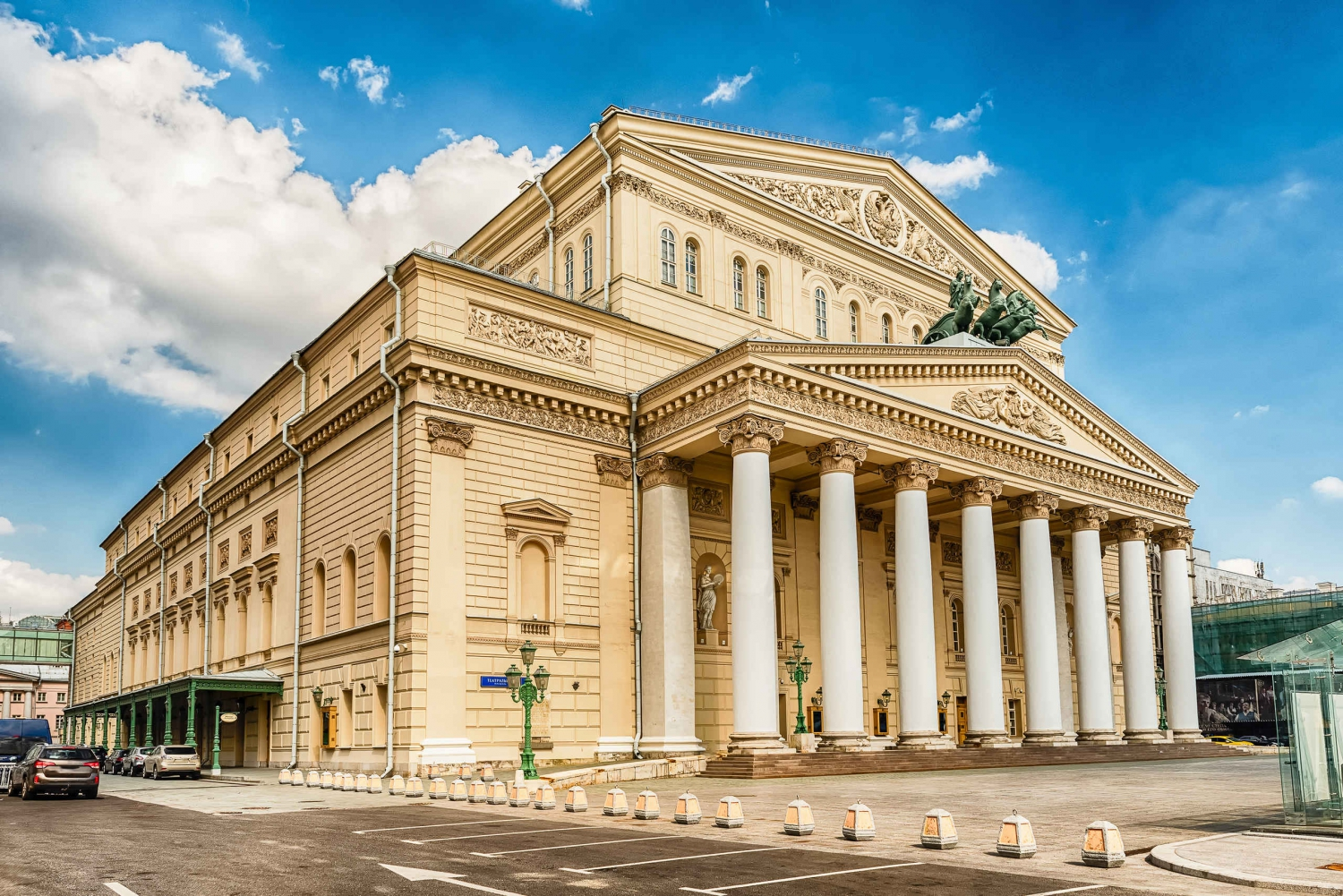 2–Hour Legendary Bolshoi Theatre Historical Tour