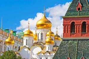 2-Hour Private Kremlin Tour