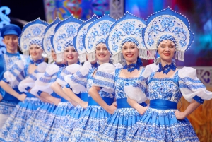 2-Hour Russian Folk Singing and Dance Show