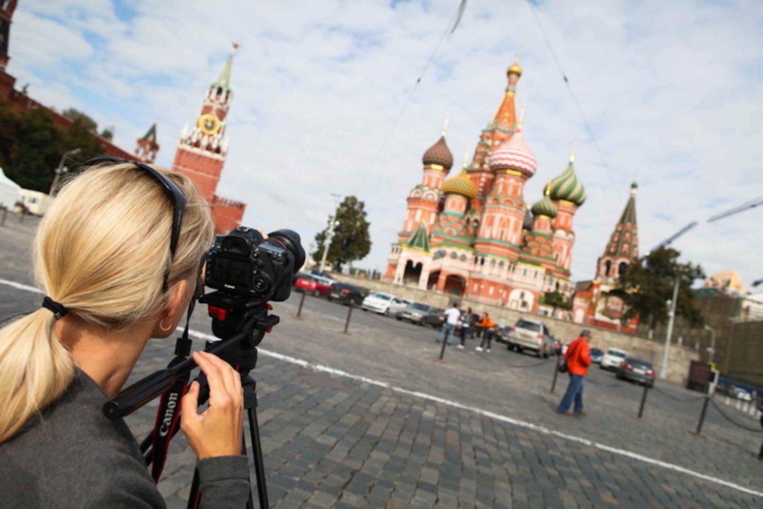 2-Hour St. Basil's Cathedral & Red Square Tour