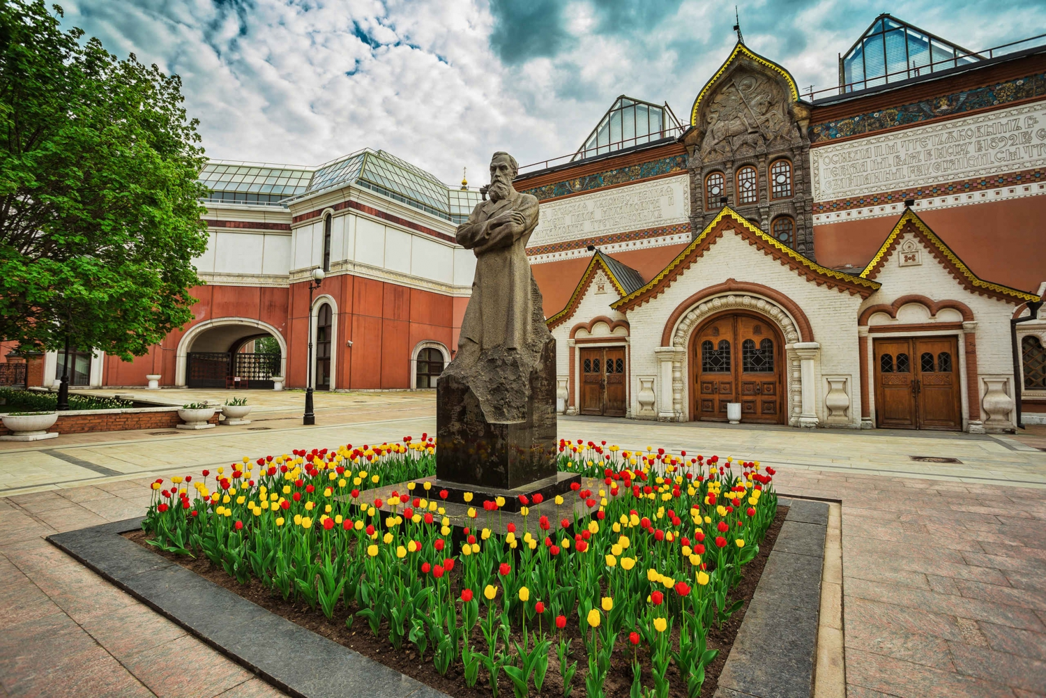 2-Hour Tretyakov Gallery Guided Tour