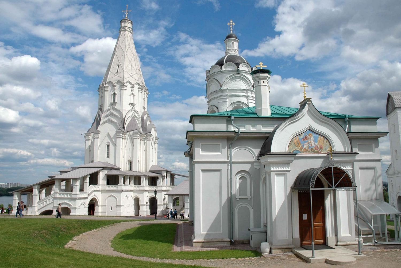 3-Hour Kolomenskoye Tour in English