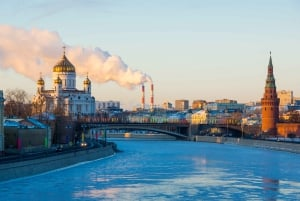 All Moscow in 4 Hours: Private Tour by Car