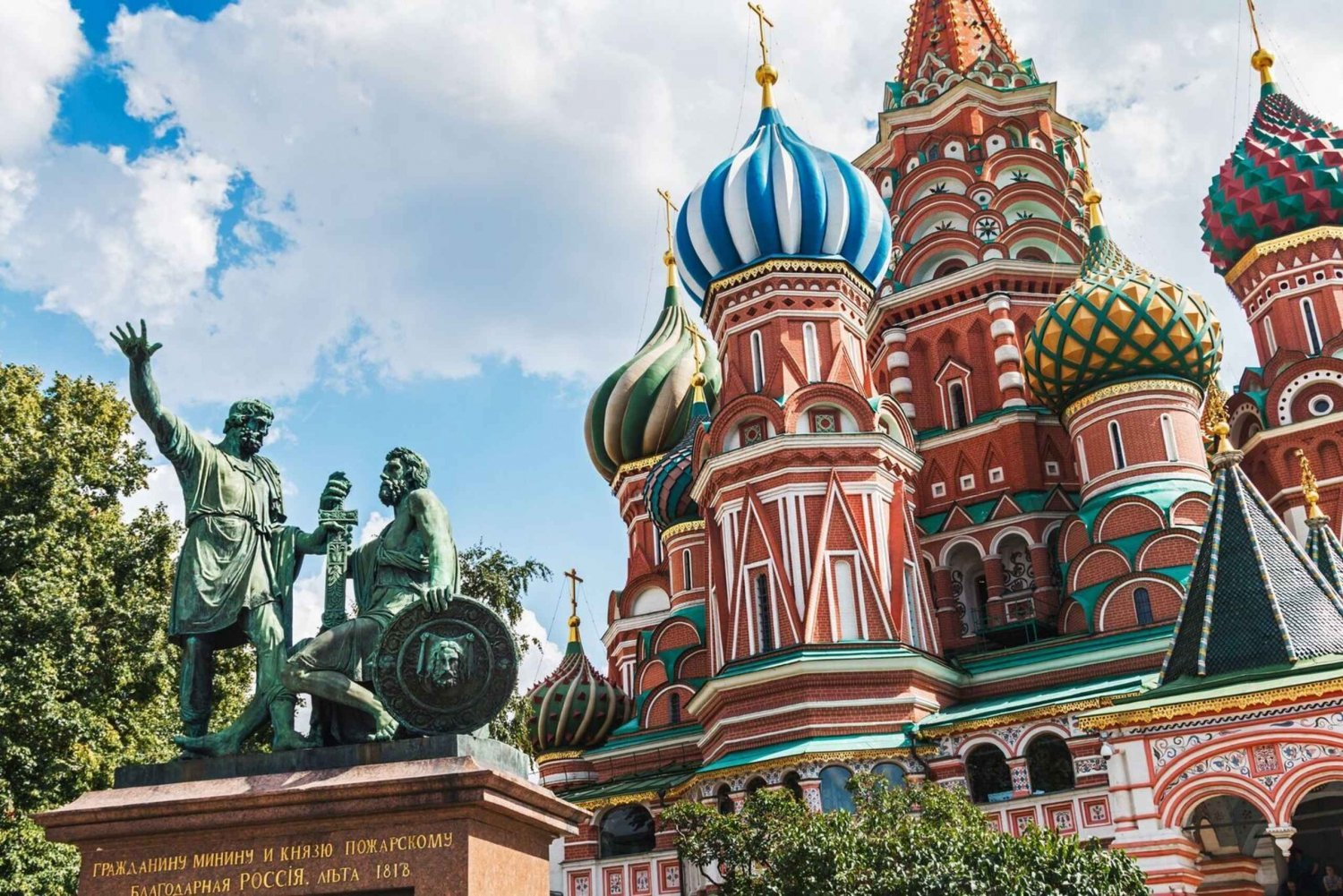 An Iconic Church Tour of St. Basil's Cathedral