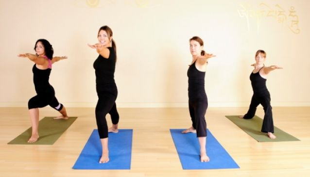 B.K.S. Iyengar Yoga Studio