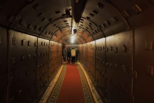 Bunker-42, Dinner, and Moscow Metro Guided Tour