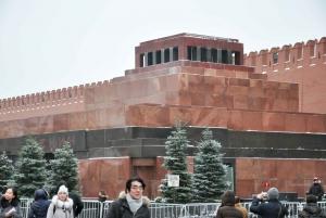 Communist Moscow Tour with Lenin's Masoleum Visit