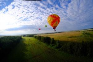 Exclusive Hot Air Balloon Ride