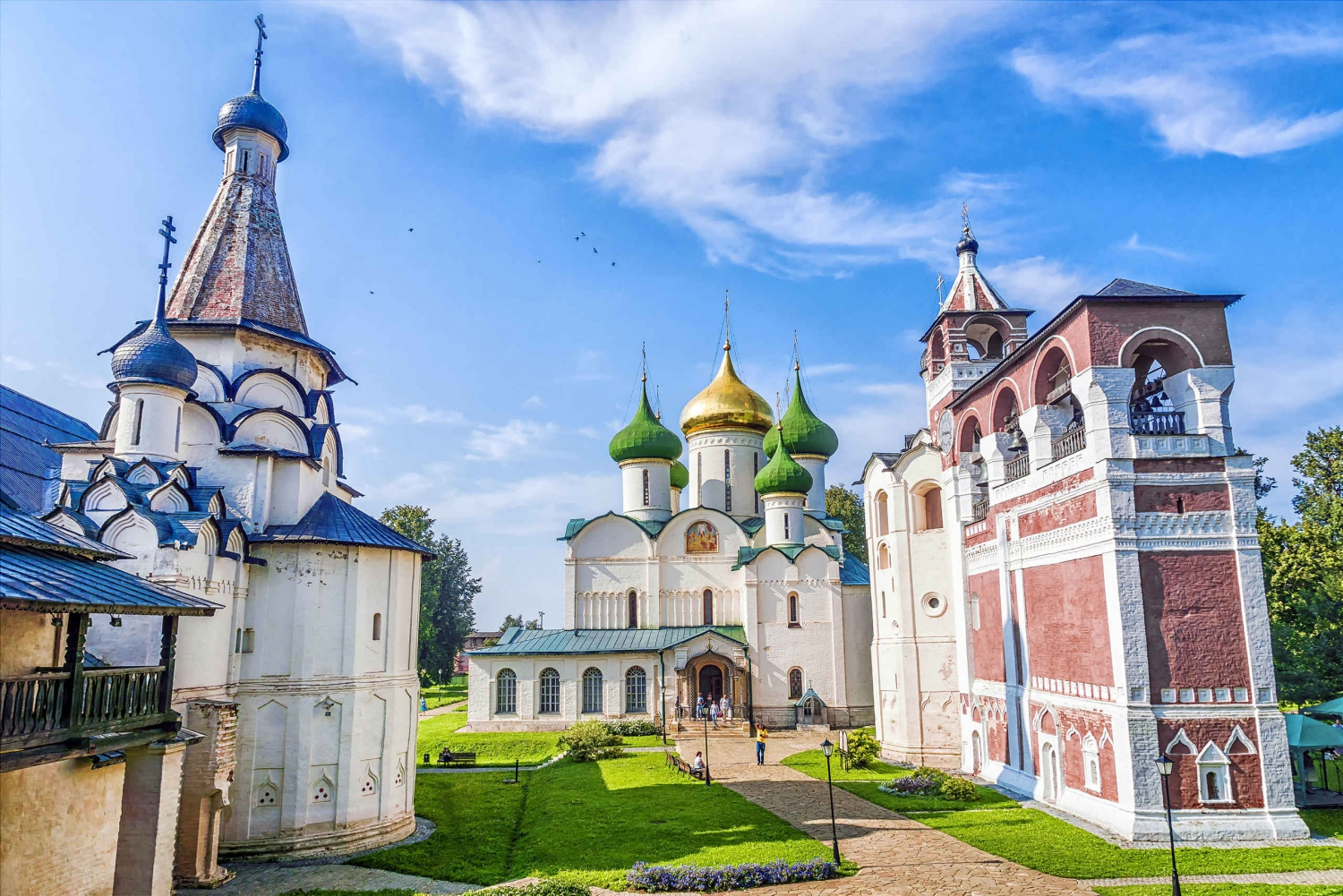From Day Trip to Vladimir and Suzdal
