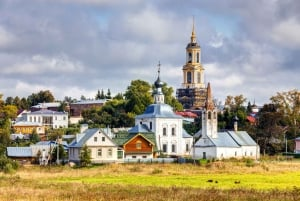 From Moscow: Day Trip to Vladimir and Suzdal