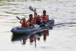 From Moscow: Dog-Trekking with Optional Kayaking