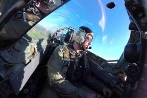 From Moscow: Private Fighter Jet Flight Experience
