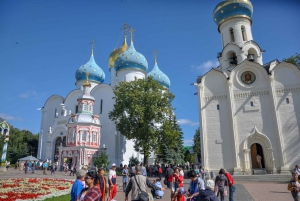 From Sergiev Posad (Golden Ring) Private Tour by Car