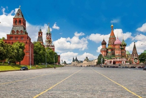 Full-Day Private Walking Tour with Kremlin Entrance