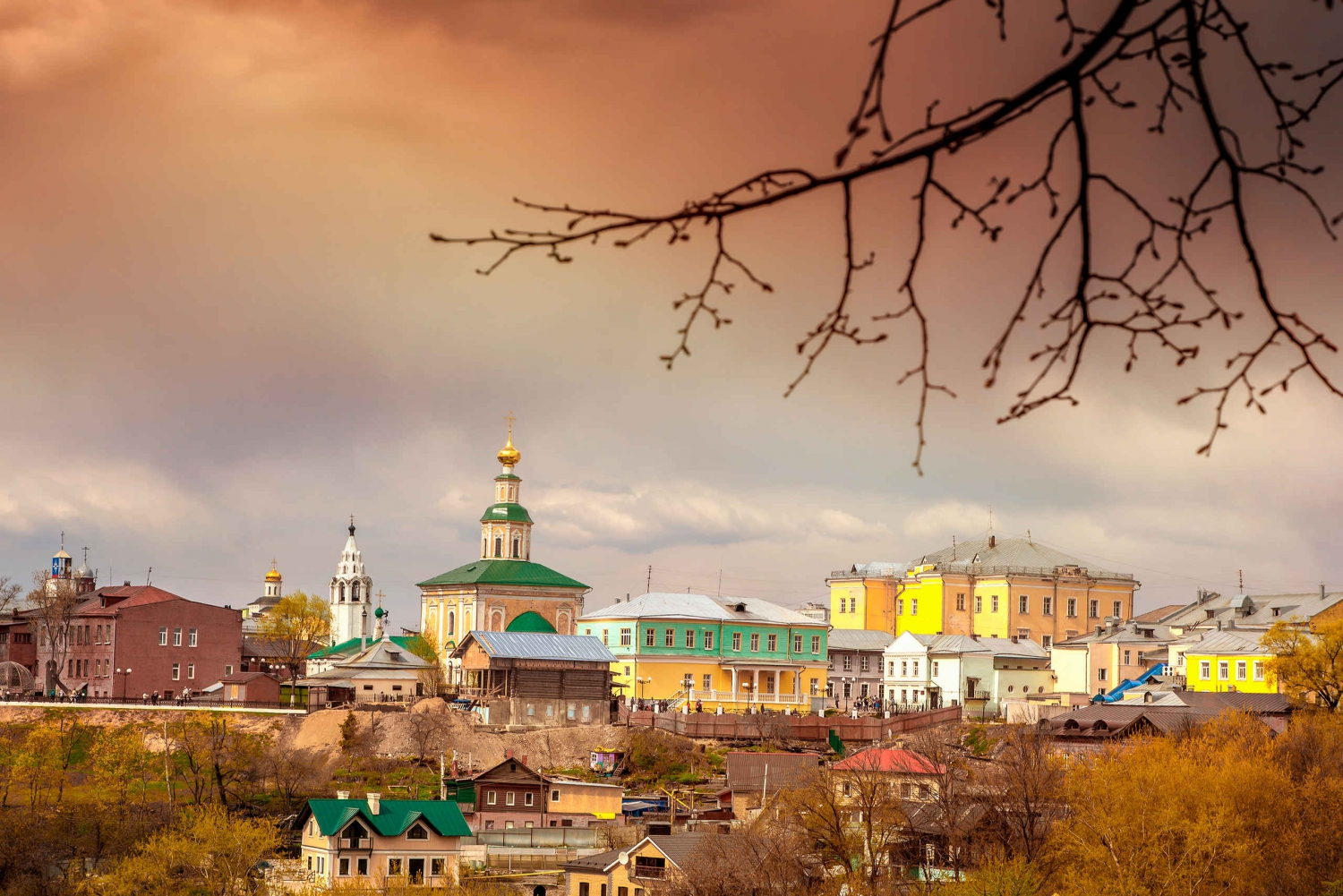 Full Day Tour - Vladimir, Bogolyubovo, Suzdal - From Moscow