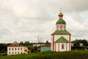 Full Day Tour - Vladimir, Bogolyubovo, Suzdal - From Moscow