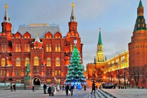 Full-Day Winter Fairy-Tale Tour