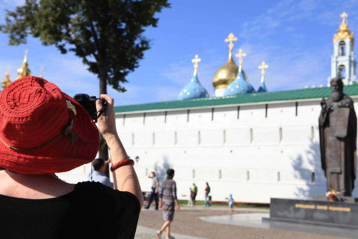 Golden Ring and Trinity Lavra Private Day Trip