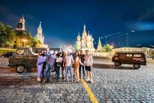 History and Nightlife Soviet Van Tour