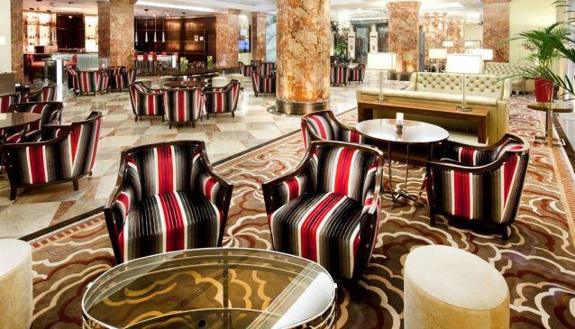 INTERCONTINENTAL MOSCOW - TVERSKAYA HOTEL