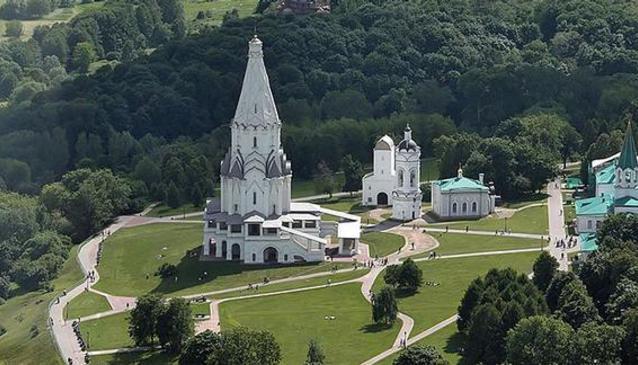 Kolomenskoye Open-Air Museum and Nature Preserve
