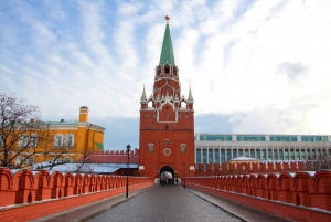 Kremlin and Armoury Tour: Skip-The-Line with Hotel Pickup