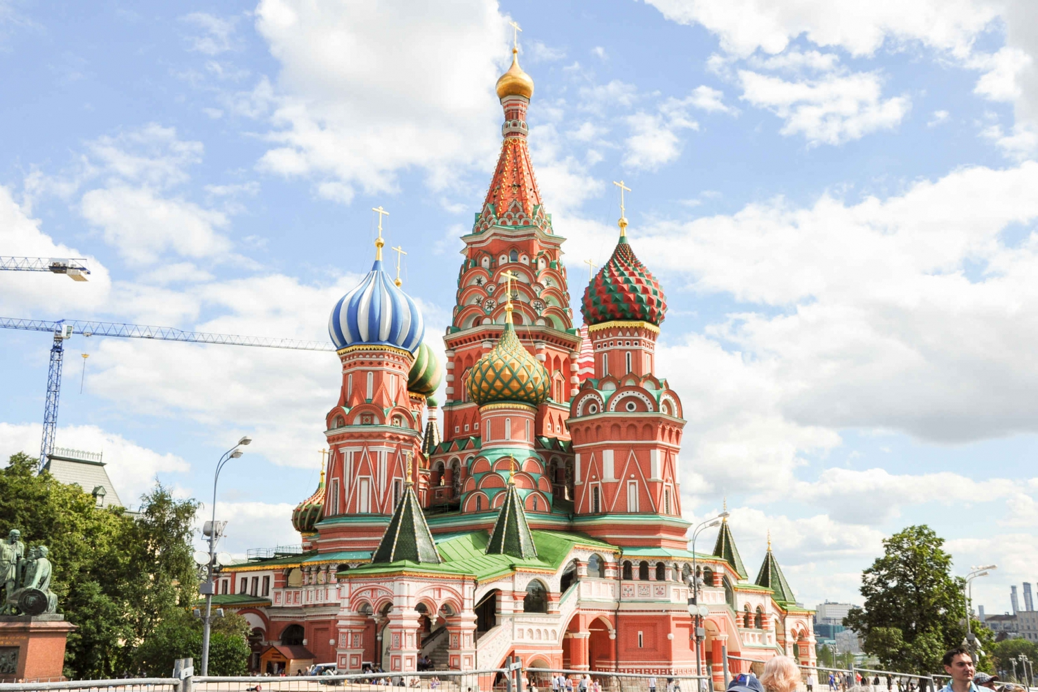 Kremlin and Red Square 2-Hour Tour with Hotel Pickup