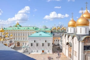 Kremlin and Red Square 3-Hour Guided Tour