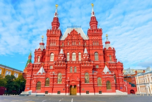 Kremlin and Red Square Private Tour with Pick-up