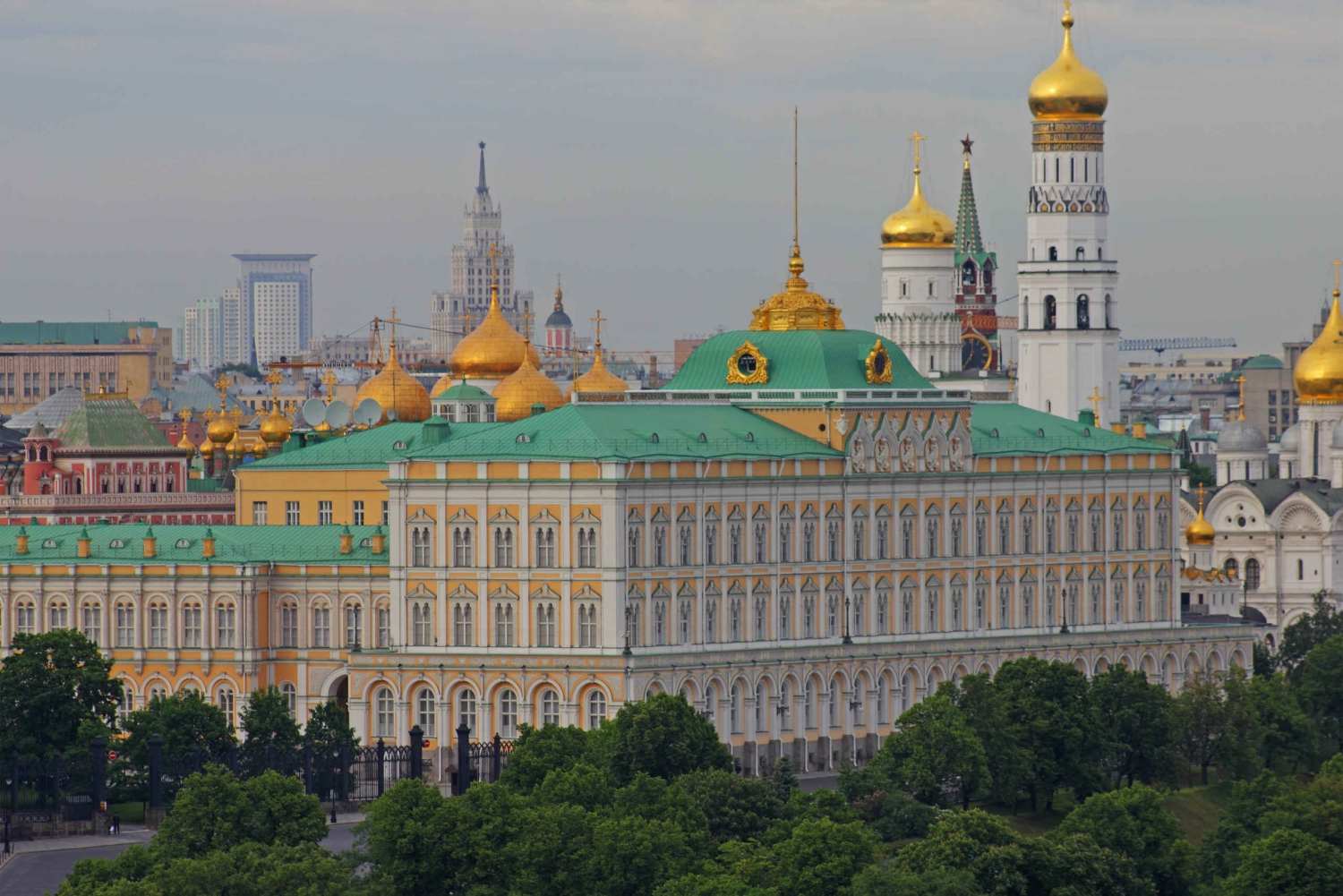 Kremlin Guided Tour