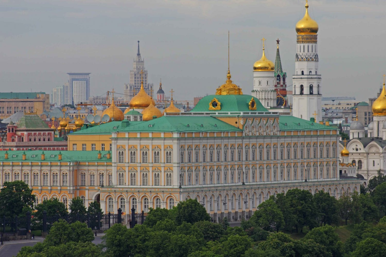 Kremlin Guided Tour