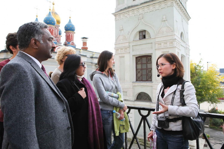 Kremlin, Metro, Communism and Mystical Tours
