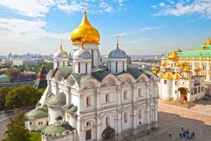 Kremlin Museum Guided Tour