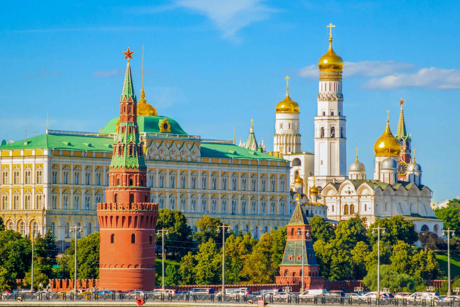 Kremlin Skip-the-Line Ticket and 30-min Introduction Tour