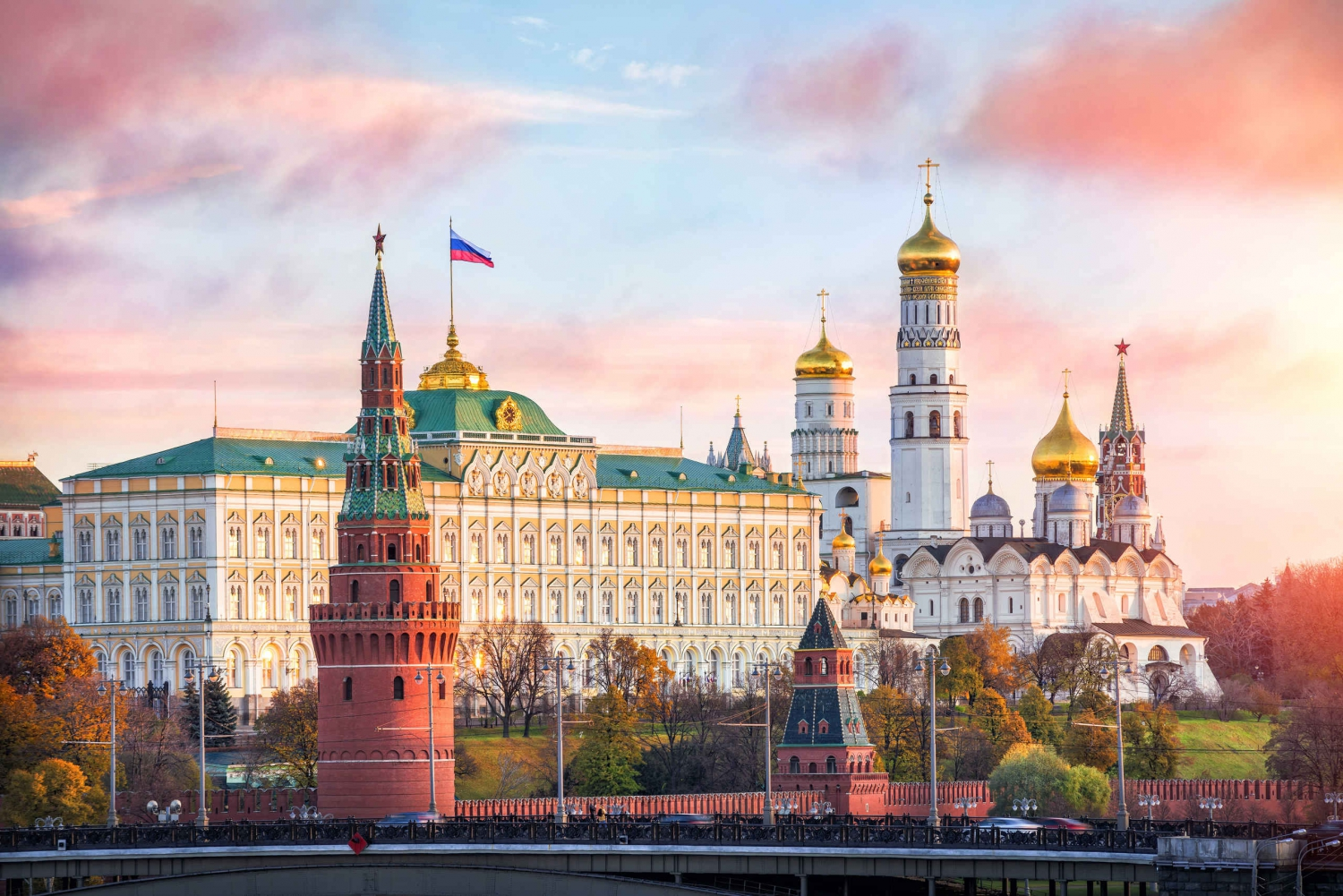 Kremlin Ticket and 2-Hour Group Tour
