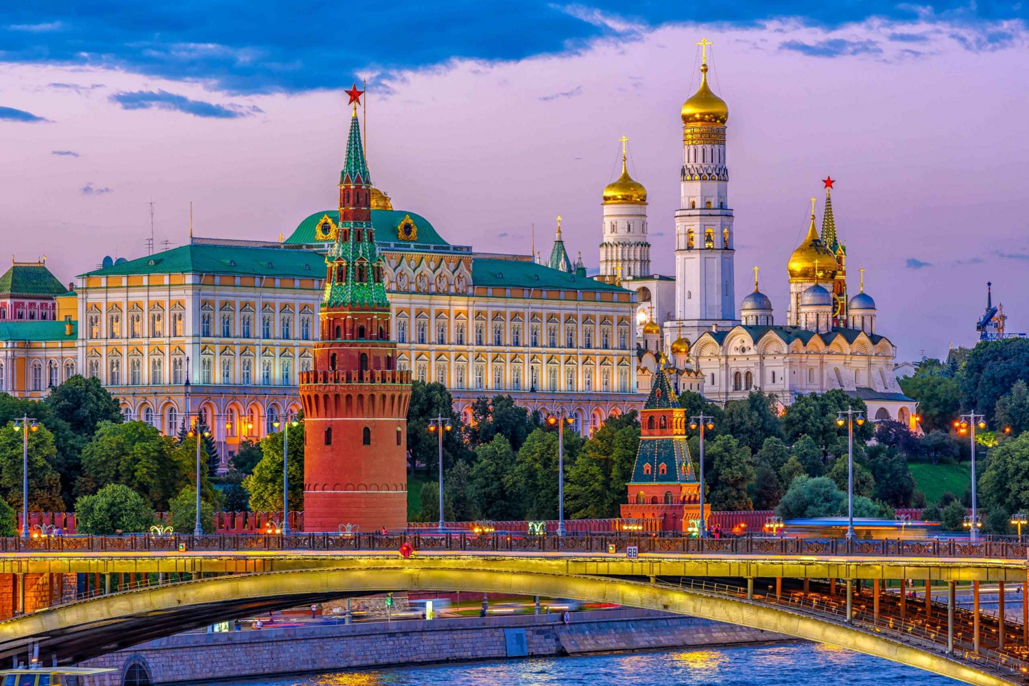 Kremlin Ticket and Group Tour