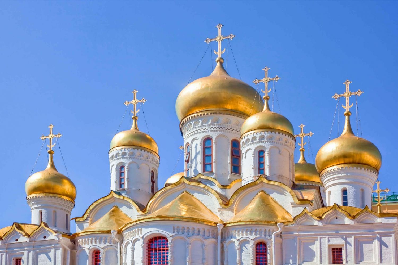Kremlin Tour and Ticket