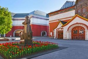 Metro & The State Tretyakov Art Gallery Tour