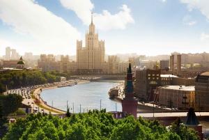 Moscow: 2-Day City Tour, Kremlin, Tretyakov Gallery, Boat