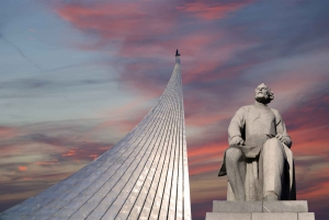 Moscow: 2-Day Guided City Walking Tour