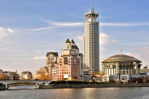 Moscow: 2-Hour Historical Sightseeing River Cruise