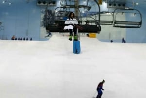 Moscow: 2-Hour Indoor Snow Center Experience