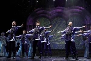 Moscow: 2-Hour Kostroma Folk Dance Show