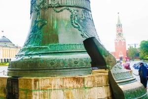 Moscow: 2-Hour Kremlin Private Skip-the-Line Tour