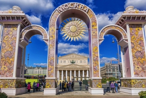 Moscow: 2–Hour Legendary Bolshoi Theatre Historical Tour
