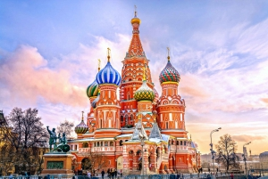 Moscow: 2-Hour Private Kremlin Tour