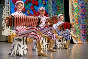 Moscow: 2-Hour Russian Folk Singing and Dance Show