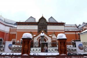 Moscow: 2-Hour Tretyakov Gallery Private Tour