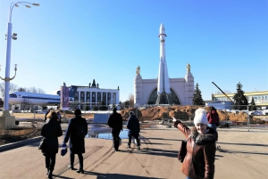 Moscow: 3-Hour Soviet Space Conquest Ultimate Tour